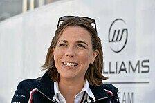 Formel 1 - Williams: Fahrerpaarung nur ein Puzzlestück
