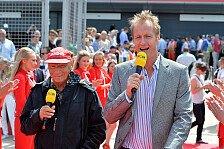 Formel 1 - Niki Lauda: Teilrückzug als RTL-Experte