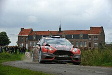 WRC - Evans testet neuen Fiesta R5
