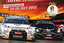 Blancpain GT Serien - 24 Stunden Spa: Wissenswertes im Überblick