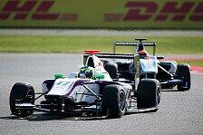 GP3 - Eriksson unterschreibt bei Russian Time