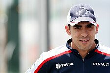 Formel 1 - Williams hält an Maldonado fest