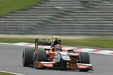 GP2 - De Jong verlängert bei MP Motorsport