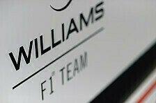 Formel 1 - Williams setzt auf Stabilität