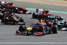 Formel 1 - Blog - Wir basteln den Rennkalender 2014