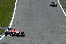 Formel 1 - Marussia nimmt Bianchi in Schutz