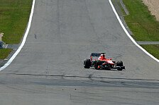 Formel 1 - Video - Bianchis rollender Marussia
