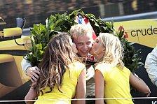 Formel 3 EM - Rosenqvist in Zandvoort siegreich