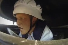 WRC - Video - Mikko Hirvonen fährt Grill-Rennen
