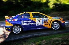 Mehr Rallyes - Gassner-Doppelsieg in Italien