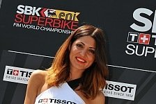 Superbike - Bilder: San Marino - Grid Girls