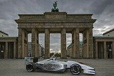 Formel E - Video - Mit dem Formel-E-Boliden durch Berlin