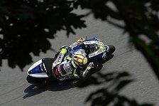 MotoGP - Rossi mit letzter Trainingsbestzeit