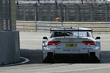 DTM - Tambay: Bester Audi-Pilot im Training