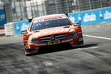 DTM - Robert Wickens holt erste Pole Position