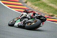 MotoGP - Bradl: Vorderreifen kam nicht auf Temperatur