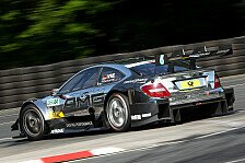 DTM - Vier Mercedes-Piloten in Lauerstellung