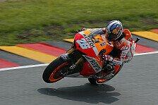 MotoGP - Pedrosa kommt in Laguna Seca zurück