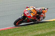 MotoGP - Marquez von WM-Führung überrascht