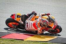 MotoGP - Marquez gewinnt am Sachsenring