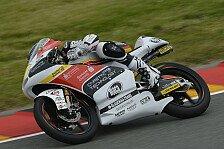 Moto3 - Ränge Sieben und 23 für Racing-Team-Germany