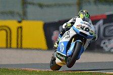 Moto2 - Espargaro meldet sich nach Sturz zurück