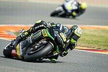 MotoGP - Crutchlow mit Problemen am Nachmittag