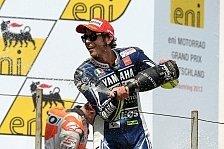 MotoGP - Rossi hat noch lange nicht genug