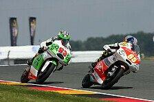 Moto3 - Öttl sieht Rang neun als Belohnung
