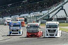 Mehr Motorsport - Truck-EM N�rburgring - Sonntag