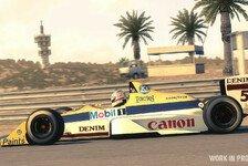 Games - F1 2013: Details zum Klassik-Modus