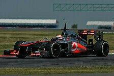 Formel 1 - Magnussen bereit für die Formel 1
