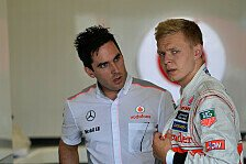 Formel 1 - Magnussen: Späte Absage von Force India