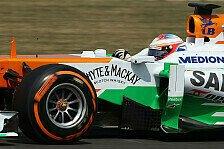 Formel 1 - Di Resta: Test für Stammfahrer wertlos