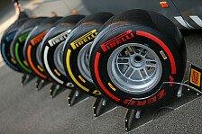 Formel 1 - Pirelli bleibt in der Formel 1