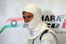 Formel 1 - Drei Fragen an James Calado