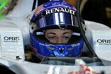 Formel 1 - Massa lobt Pace von Wolff