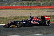 Formel 1 - Kvyat: Formel 1 nicht durch Geld erreicht