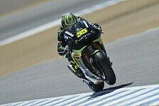 MotoGP - Harter Tag für Crutchlow