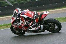 Superbike - Badovini holt erstes Podium für Ducati