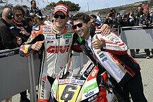 MotoGP - Cecchinello fordert Steigerung von Bradl
