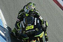 MotoGP - Crutchlow zumindest konstant