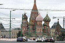 DTM - Bilderserie: Moskau - Vorschau-Stimmen BMW