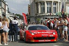 Blancpain GT Serien - Spa: Alles Wissenswerte im Überblick