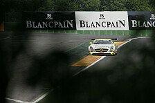 Blancpain GT Serien - Spa-Update: Feld schrumpft, Strafe für Manthey