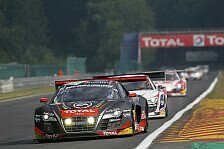 Blancpain GT Serien - Spa: WRT am Abend an der Spitze