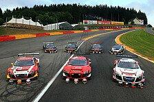 Blancpain GT Serien - Spa: Audi hadert mit Balance of Performance
