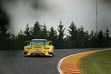 Blancpain GT Serien - Spa: Tandy für Porsche voran