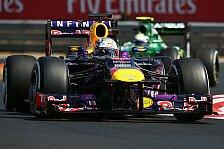 Formel 1 - 1. Training: Vettel mit Bestzeit in Ungarn