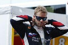 Formel 1 - Sam Bird träumt von der Formel 1